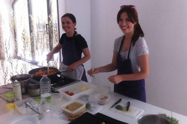 cours de cuisine en entreprise par LA POELEE