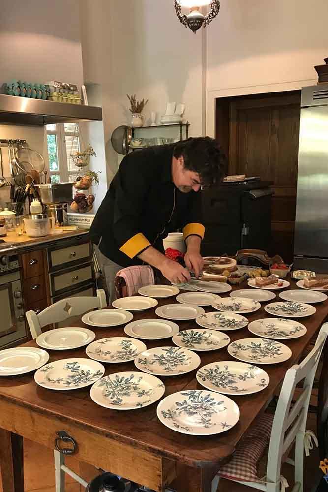 Jérôme ROUSSILLON chef cuisinier à domicile à Revel